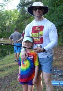 2018 Skidaway Kid's Fishing Derby 2