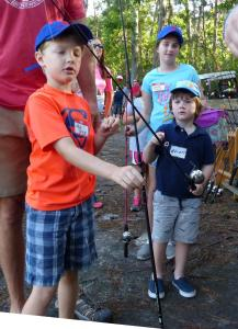 Kid's Fishing Derby 2017